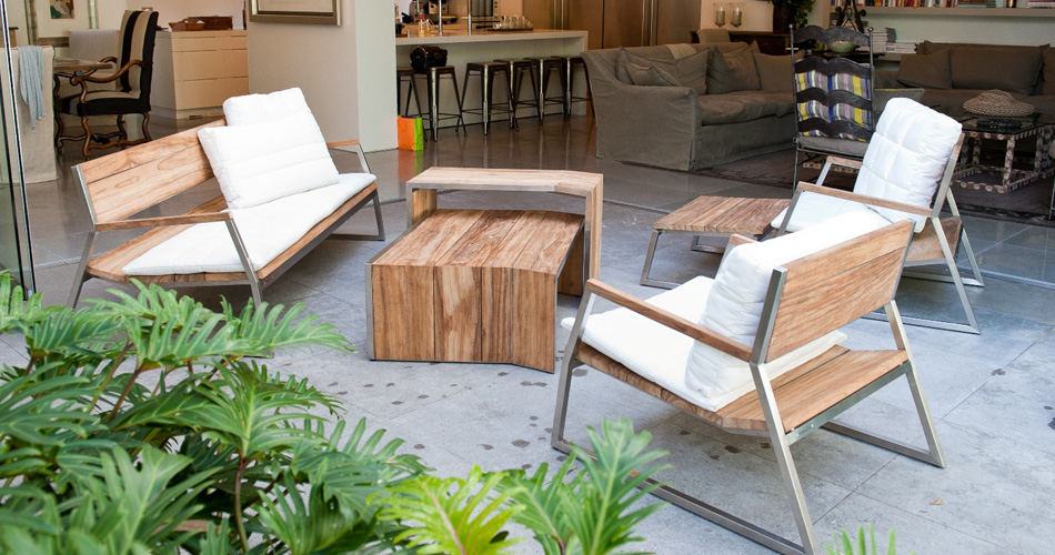 Wintons Teak is an exciting new outdoor furniture company